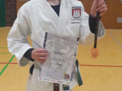 3. Platz Norddeutsche Meisterschaft JJ