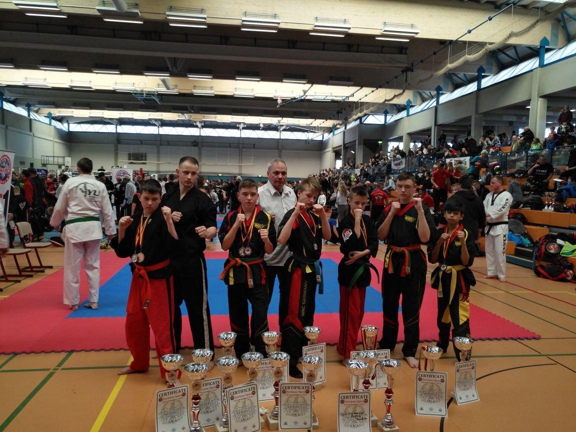 Deutsche Meisterschaften der WMAO in Dillingen